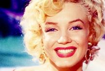 My love... ℳᴀʀɪʟʏɴ ℳᴏɴʀᴏᴇ / Norma Jeane ♥ /   / by ♥ Lory Vanessa ♥