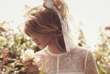 wedding inspiration / inspiring details, sometimes pink, or sparkling, mostly boho, always feminine... / by Vasiaa Gizer