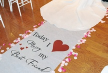 Wedding ideas for my girl <3 / by Suzanne Rowe