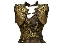 Costumes and Period Dress / Steampunk Lolita, Cosplay, Movie costumes, Historical fashion.  / by Kayla Weldy