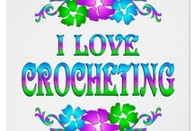 ~⌘~Crochet Everything and More!~⌘~  /  A variety of amazing crocheted items including, hats, scarfs, toys, jewelry, leg warmers, flowers, pillows, throws, wall art, infinity scarfs, animals, vases, headbands, slippers, baby items, food items, clothing, table runners, doilies, handbags, totes, blankets afghans, Christmas items, wedding items, coasters, window valances, clocks, food items and more... / by Linda Caldwell