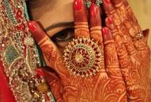 Ethnic India  / Indian Fashionwear / by SimraN