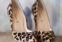 Shoes / I love shoes! I particularly love pretty and unpractical shoes.  Sad thing is, I never ever wear them! / by Theresa J