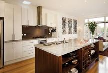 101 - Kitchen Ideas / by Adrian Marklew