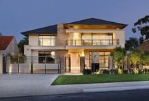 Display Homes Western Australia / by Adrian Marklew