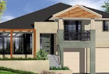 NSW Australia Builders Home Designs / by Adrian Marklew