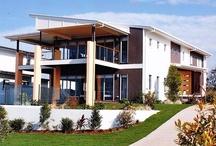 Queensland Builders Home Designs / by Adrian Marklew