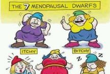 #Menopause Problems / It's time to have a little fun and be able to laugh at menopause as the sisterhood sticks together to get through it.   / by Ellen Dolgen