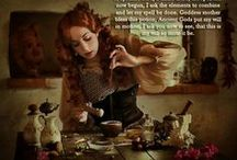 Kitchen Witch / Recipes, herb lore, Potions, Concoctions, and Witchy Kitchen items.  Recipes verge on hippie and sort of healthier than average, a lot of vegetarian recipes. / by Sorcha MacAonghais
