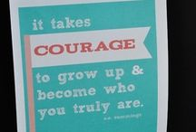 Quotes / by Girl Scouts of North East Ohio