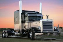 Big Rig Muscle !! / by Malcolm Hartley