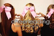 Cheer / by Ashley