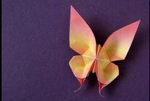 Origami / by Sanam Durrani