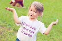 Li'l Country Girlz / Apparel, accessories for ages 6 to 12  / by Country Girl