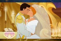 Cinderella / by Magdelena Costello