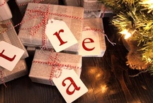 Gifts: Wrapping / by Sammy B