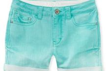 The Long and Short of it. / Sometimes pants just don't cut it. / by p.s. from aéropostale