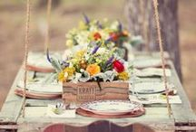 Food & Festivities / by Maria Montgomery