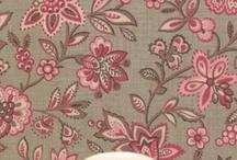 fabrics / by Ilona Kovac