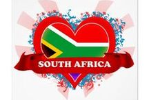 South Africa my home / This in my home that I love and miss soooo much / by Helen van der Linden