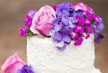"""Say """"YES"""" to the color Purple / My Wedding Colors / by Nina Massey"""