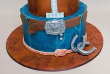 cake tutorials / by Jo Orr