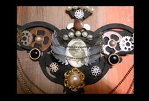 Steampunk 2013 / Never be afraid to try something new! / by Fiona Jennings