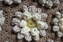 Crocheting  / by Tina Taber