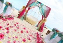 Beach wedding / by Becca Stuart