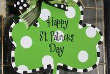 St. Patrick's Day / by A Little Bit Sassy