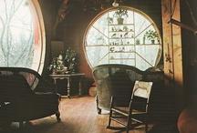 - D W E L L I N G S - / Interiors () Exteriors () Furnishings () Abode / by Freya Pellie