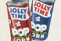 Vintage JOLLY TIME / by JOLLY TIME Pop Corn