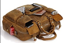 Luggage & Bags  / ~ If you have to tote it, why not in style ~ / by R J