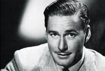 Errol Flynn / Greatest swashbuckler of all time / by R J
