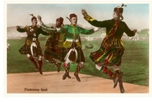 Scotland -- of history, hills, tartan, and more / by Deborah K