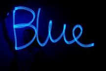 Bluer than Blue / by Debbie White