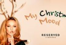 Be inspired! Reserved for Christmas! / # COMPETITION 1.Click Profile Follow Reserved All on Pinterest http://www.pinterest.com/reservedbrand 2.Create your own array named: My Christmas Mood - Repin there at least 2 proposals from our array Be Inspired! Reserved for Christmas! 3.Fill your table a festive mood - additional photographs forming the climate coming holidays (minimum 10) 4.comment under our photo My Christmas Mood place a link to your Table 5.Read the rules / by RESERVED