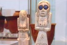 ___Pre- Historic ~ Neolithic period ~  Year? To  2100 BC / Board for Objects and Artwork created from the early works of Man. Includes Petroglyphs and any hand craft of early mankind. / by Thing of Interest