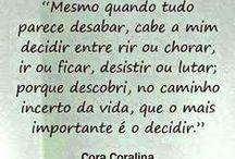 boas palavras :) / Frases, pensamentos, livros, citações :) / by Pris Garcia
