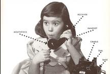 Telephone Game / by Digital Dorkette Dolls