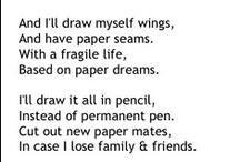 Poetry Poemas Poemas / Songs / ❤ / by Fernanda️