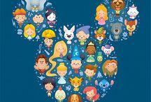 Disneymania / by Nicole Loos