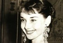 Beauty of a Woman - Audrey Hepburn / by Shafted1