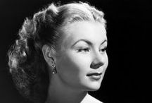 Beauty of a Woman - Mitzi Gaynor / by Shafted1