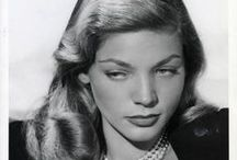 Beauty of a Woman - Lauren Bacall / by Shafted1