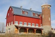 Old barns  & mills / by dan goff