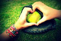 Softball / by Abigail Larson :)