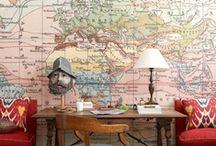 MAP IDEAS / by N. Draper