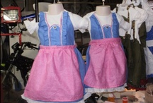 DIRNDL DRESSES / by N. Draper