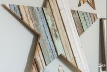 Pallet Ideas / by Nanette Ford-Walls